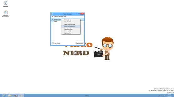 Taskmanager klein