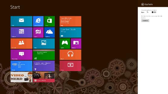 Verwaltungstools Windows 8 einschalten