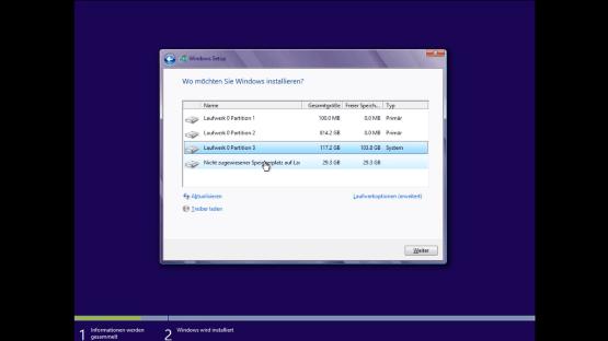 VHD Installation vdisk