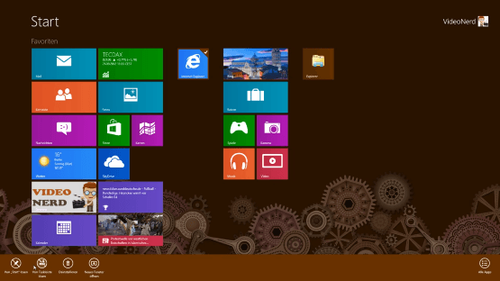 app bearbeiten windows 8