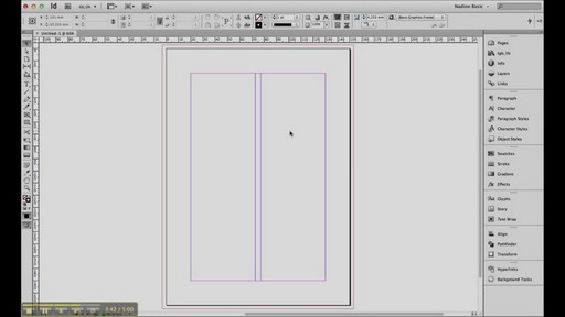 InDesign Dokument