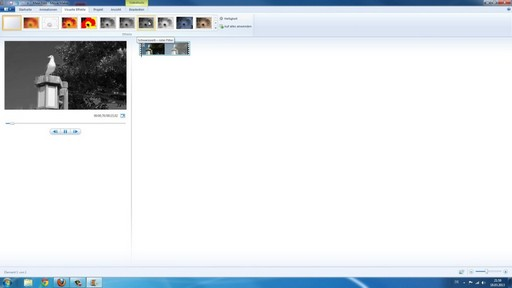 windows movie maker effekte