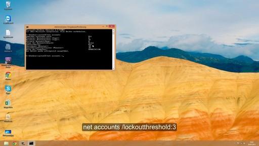 windows 8 kennwort sicherer machen sperrschwelle