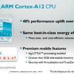 ARM Cortex-A12 soll für bessere Mittelklasse-Smartphones und Tablets sorgen