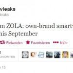 Qualcomm Zola: Die nächste Smartwatch im Anflug?