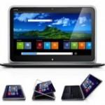 Dell XPS 12: Neue Versionen mit Haswell-Prozessoren erhältlich