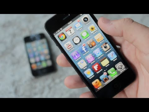 Video thumbnail for youtube video Apple iPhone 5 im umfangreichen Test - Video