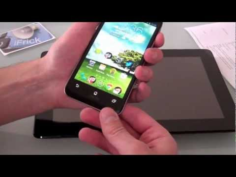 ASUS Padfone 2 im Test - Video