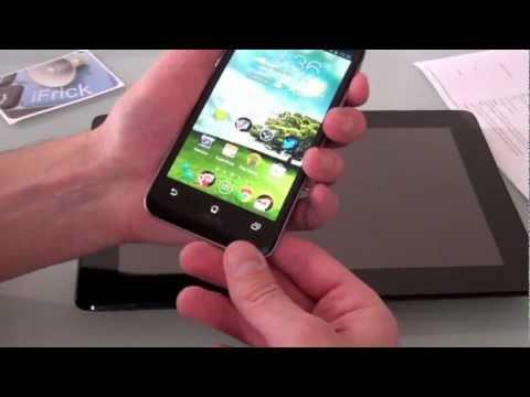 ASUS Padfone 2 im Test - Video