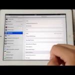 iPad Apps löschen und das richtig – Video