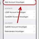 Freenet E-Mail am iPhone einrichten – Video