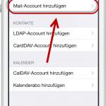 Freenet E-Mail am iPhone einrichten – Video