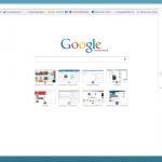 Google als Startseite im Browser - Video