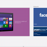 Windows 8.1 Installation vom Update – Video