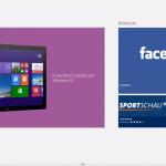 Windows 8.1 Installation vom Update – Video