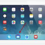 Web.de E-Mail am iPad einrichten – Video