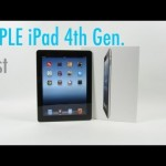 Apple iPad 4 vorgestellt – Video