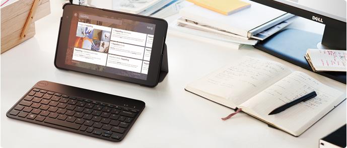 Dell Venue 8 Pro Tablet mit Video