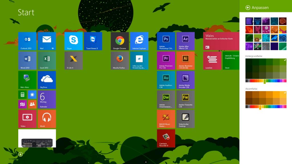 windows-8.1-farben-ändern