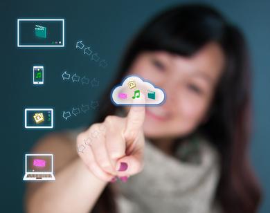 NAS-System als Cloudspeicher