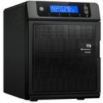 Western Digital Sentinel DX4000 Test