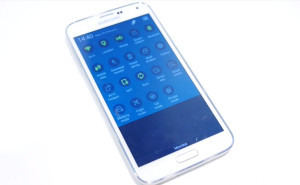 Samsung Galaxy S5 Menü