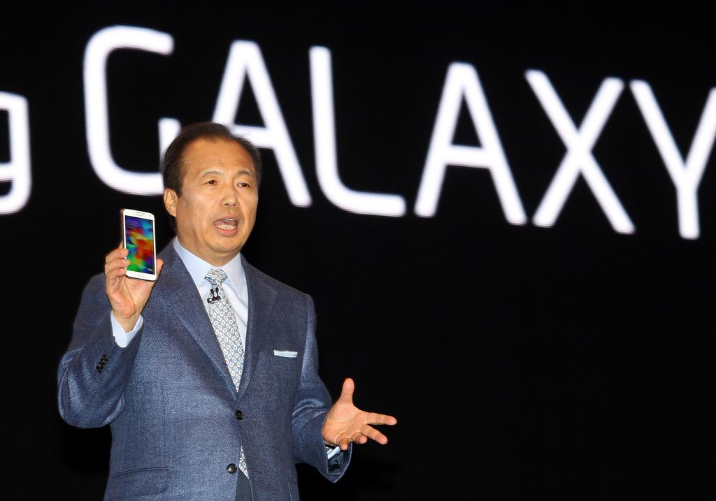 Vorstellung Samsung Galaxy S5