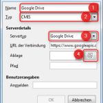 LibreOffice: Google Drive als Speicherort festlegen [Video]