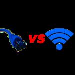 Netzwerkkabel vs. WLAN