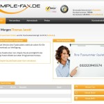 Online-Faxdienst simple-fax.de getestet - Was taugt die Seite? [Video]