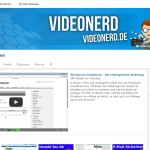 Videonerd-YouTube-Channel knackt die 500