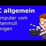 Verlangsamten Computer unter Windows säubern