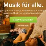 Musik Streaming Anbieter im Vergleich