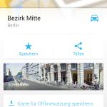 google Maps ohne Internetverbindung (Android)