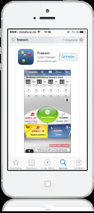 FreeWin-App