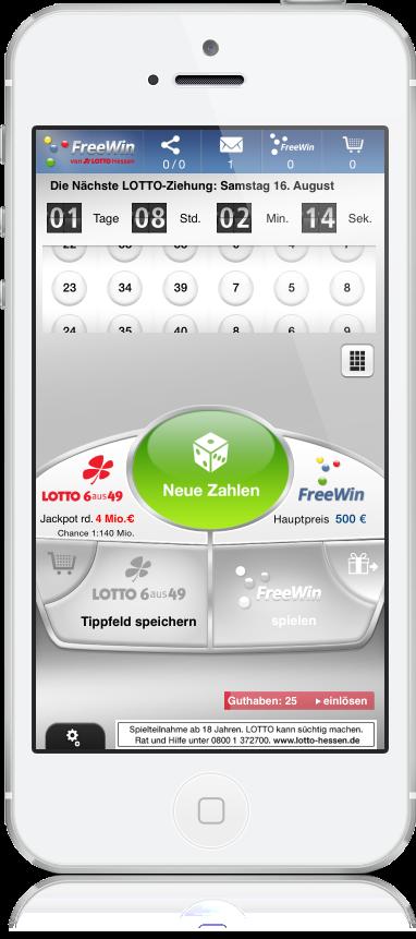kostenlos beim Lotto tippen mit FreeWin