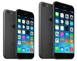 iPhone 6 und iPhone 6 plus vorgestellt