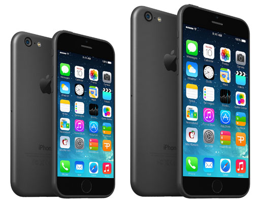 iPhone 6 und iPhone 6 plus vorgestellt