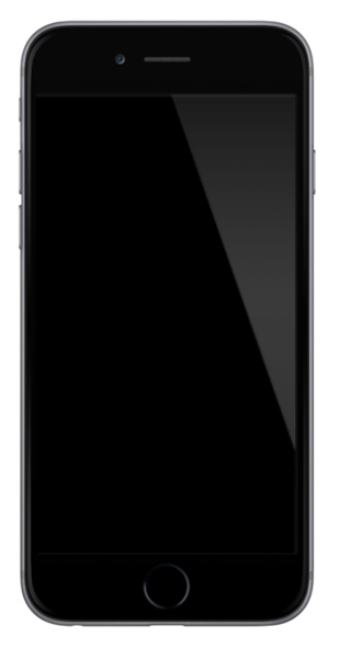 iPhone 6 Frontansicht