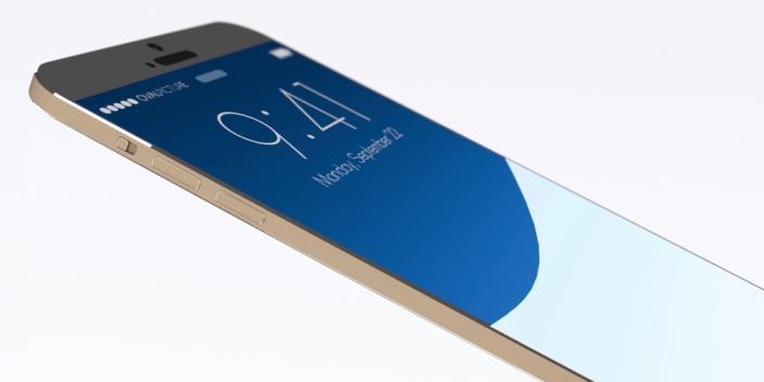 Das iPhone 6 ist sehr dünn