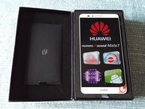 Huawei Ascend Mate 7 mit seinem Achtkern-Prozessor
