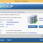 SuperEasy 1-Click Backup vorgestellt [Video]