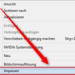 Windows 8: Systemsteuerung im Schnellzugriff