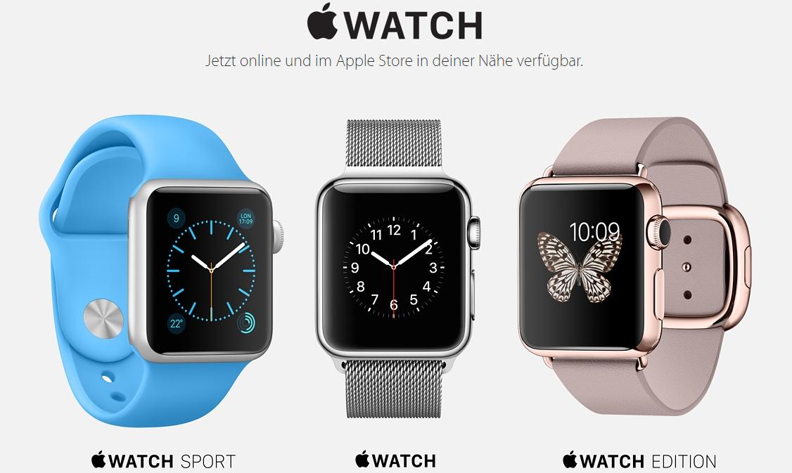 Apple Watch – Das halten wir von der Smartwatch