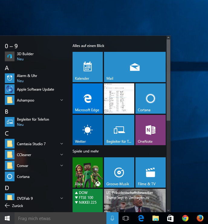 das-neue-startmenü-in-windows-10-2