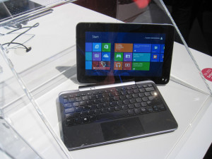 Hybridtablet mit Windows 10