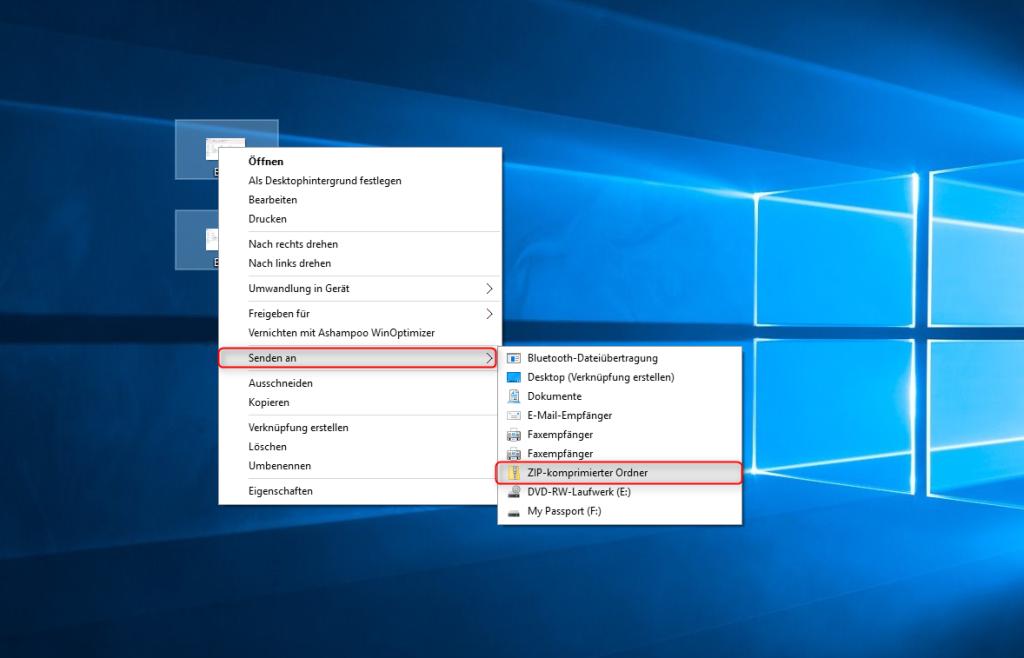 windows-10-zip-datei-erstellen-1