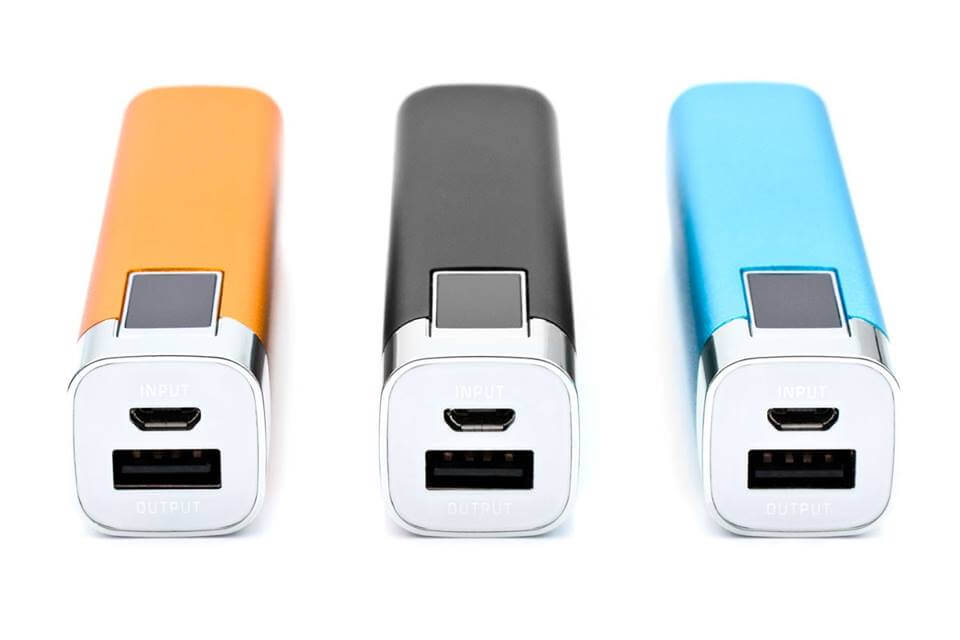 Powerbank mit USB