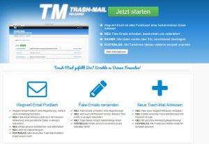 Wegwerf-E-Mails