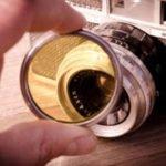 Filterwahl bei Spiegelreflexkameras